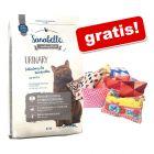 10 kg Sanabelle + 2 pernuțe cu valeriană Aumüller Baldini gratis!
