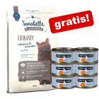 10 kg Sanabelle + 6 x 70 g Cosma Nature Laks gratis!