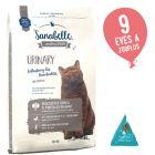 10 kg Sanabelle + 12 x 20 g Sanabelle Dental snack ingyen!