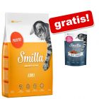 4 kg Smilla + Smilla Soft Sticks gratis!