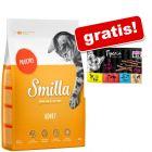 4 kg Smilla + Tigeria palčke 10 x 5 g gratis!