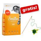 4 kg Smilla + Tillie the Turtle Undiță pisici cadou!