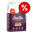 10 kg Smilla Trockenfutter - 5 € Rabatt!