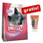 10 kg Smilla tørrfòr + Multi-Vitamin-Paste gratis!