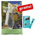 2 kg Taste of the Wild + Cosma Jelly Somon 8 x 14 g gratis!