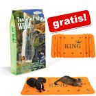 6,6 kg Taste of the Wild + KING Păturică Orange L 140 cm x 70 cm gratis!