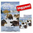 12,2 kg Taste of The Wild +  2 x 390 g Taste of The Wild konzerv ingyen!