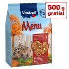 2,5 kg Vitakraft Premium Menü Trockenfutter Igel zum Sonderpreis!