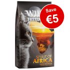 "2kg Wild Freedom Adult ""Spirit of"" Dry Cat Food - Save €5!*"