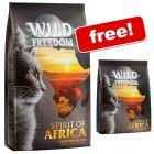 2kg Wild Freedom Dry Cat Food + 400g Extra Free!*