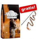 2 kg Wild Freedom + Mačja figura Leo gratis!