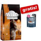 2 kg Wild Freedom + Smilla Soft Sticks gratis!