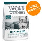 """1 kg Wolf of Wilderness """"Classic"""" zum Probierpreis"""