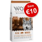 12kg Wolf of Wilderness Dry Dog Food - Save €10!*