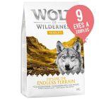 """1 kg Wolf of Wilderness """"Explore"""" rendkívüli árengedménnyel!"""