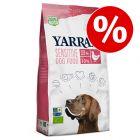 10 kg Yarrah Bio -koiranruoka erikoishintaan!