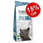 2.4kg Yarrah Organic Dry Cat Food - 15% Off!*
