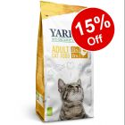 10kg Yarrah Organic Dry Cat Food - 15% Off!*