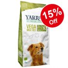 10kg Yarrah Organic Dry Dog Food - 15% Off!*