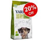 10kg Yarrah Organic Vega Grain-Free - 20% Off!*