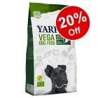 10kg Yarrah Organic Vega - 20% Off!*