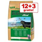12 + 3 kg zdarma! 15 kg Markus Mühle Black Angus Junior
