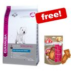 2kg/2.5kg Eukanuba Breed Dry Dog Food + 8in1 Fillets Pro Skin & Coat Free!*