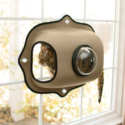 K&H EZ Mount Lettino da finestra Bubble Pod