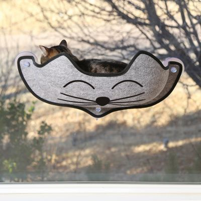 K&H EZ Mount Lettino da finestra KittyFace