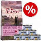 Killingepakke: Purizon 400 g  & Cosma Nature 6 x 70 g