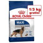 Kilogramy gratis! Wybrane karmy Royal Canin, 9 / 18 kg