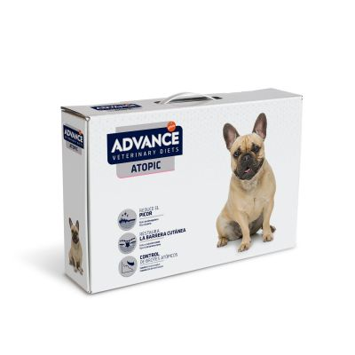 Kit Advance Atopic Veterinary Diets para perros