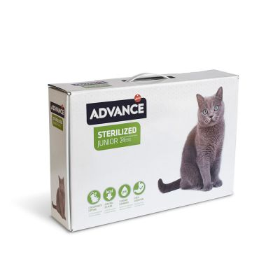 Kit Advance Junior Sterilized Kattenvoer