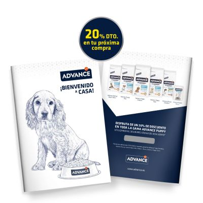 Kit Advance Puppy para cachorros