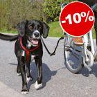 Kit de séparation pour vélo Trixie Biker-Set de Luxe : 10 % de remise !