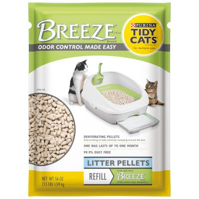 Kit Purina Tidy Cats Breeze lettiera per gatti