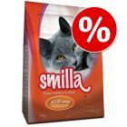 20kn popusta! 4 kg Smilla premium suhe hrane za mačke!