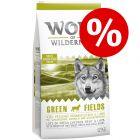 60 kn popusta na 12 kg Wolf of Wilderness suhu hranu za pse