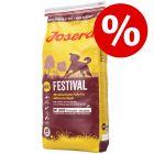 35kn popusta na veliku vreću Josera hrane za pse 15 kg!