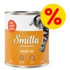 Knallerangebot Smilla Geflügeltöpfchen 24 x 800 g