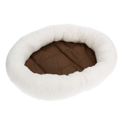 Knuffelbed Fluffy 2in1