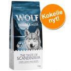 "Kokeile nyt: 1 kg Wolf of Wilderness Adult ""The Taste Of"" -kuivaruokaa"