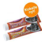 Kokeilupakkaus: Smilla Multi-Vitamin- & Malt-kissantahnat