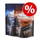 Kokeilusekoitus: Wild Freedom Filet Snacks 2 x 100 g