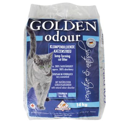 Kočkolit Golden Grey Odour