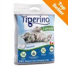Kočkolit Tigerino Canada Sensitive - s neutrální vůní