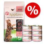 Kombipakke: Applaws Premium tør- og vådfoder