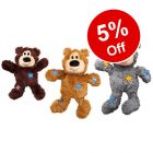 KONG Wild Knots Bears - 5% Off!*