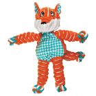 KONG Floppy Knots raposa de peluche para cães