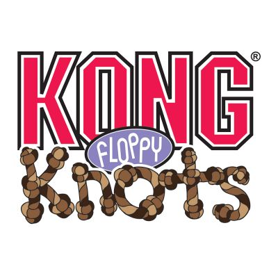 KONG Floppy Knots Volpe